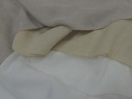 Тюль лен ES - 2042  250р/м