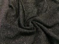 Ангора - металлик (черная)