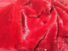 Мех (красный)