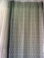 Сетка-вышивка 001