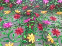 Сетка-вышивка (Индия)