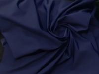 Лайкра матовая - синий темный