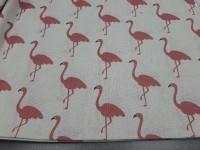 Лен - фламинго