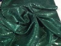 Пайетка - зеленый (темный изумруд)
