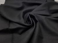 Лен-вискоза черный
