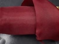 Органза - вишня (бордо)