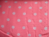 белый на розовом неоне (мелкий)