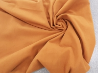 Джерси-флис оранжевый (верблюжий)