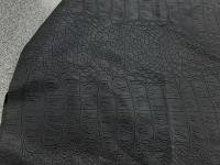 Кожа - черная