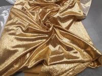 Парча-стрейч золото (желтый)