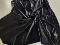 Велюр черный