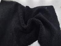 Мех черный