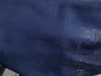 Лен - синий