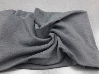 Футер-начес серый