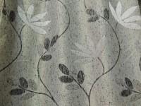 Портьера 27406 - серый