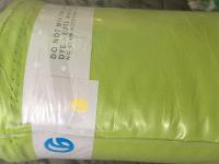 Габардин зеленый (салатовый)