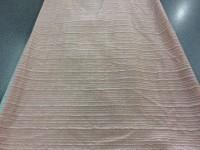 Трикотаж-металлик  персик
