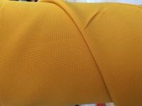 Габардин желто-горчичный