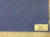 Капрон однотонный - SKY BLUE