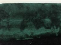 Велюр-фрост - зеленый