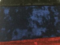 Велюр-фрост - синий