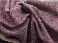 Футер-металлик бордо-фиолетовый